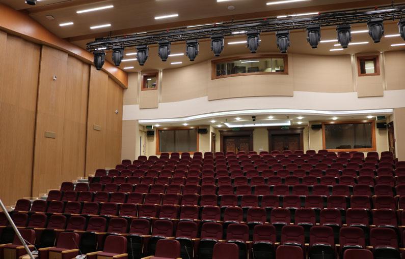 10. Paneles acústicos Ministry of urban planing Doha