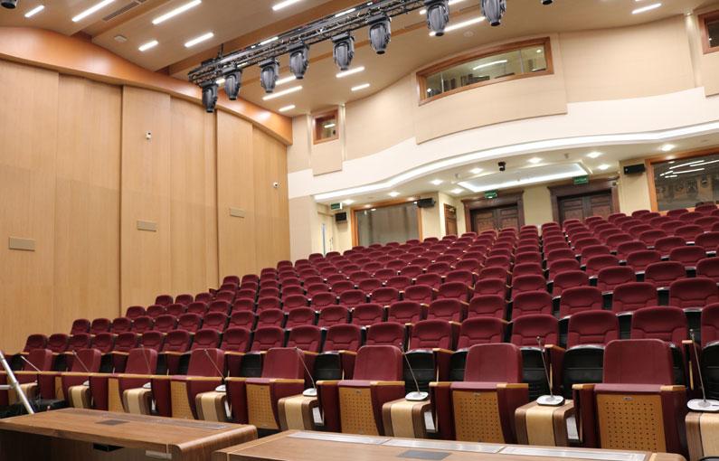 01. Paneles acústicos Ministry of urban planing Doha