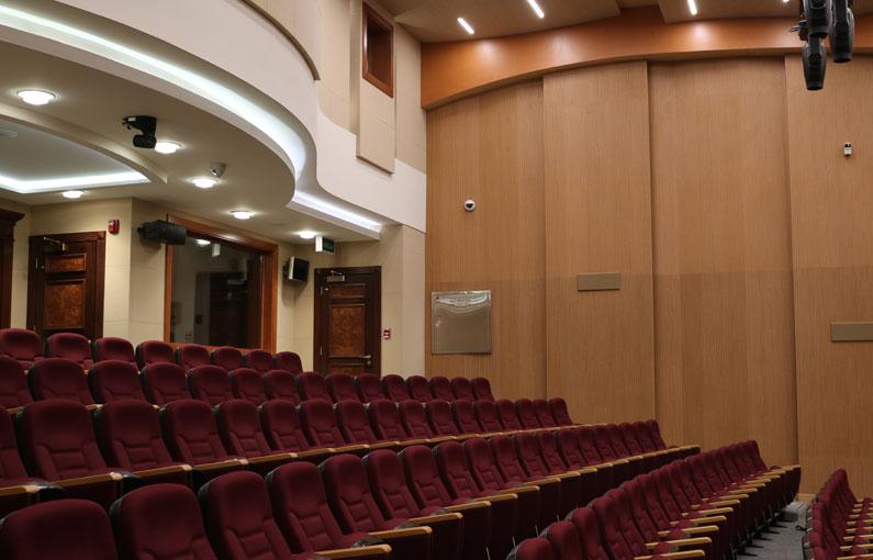 06. Paneles acústicos Ministry of urban planing Doha