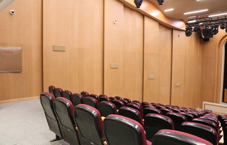 07. Paneles acústicos Ministry of urban planing Doha