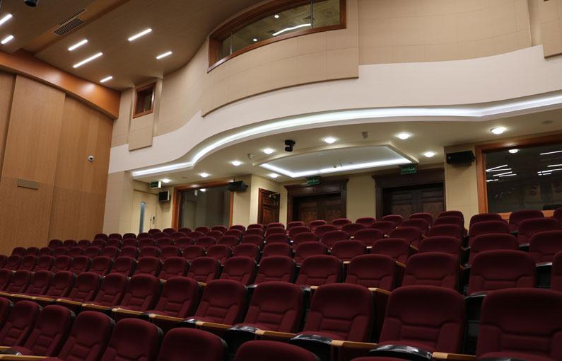 09. Paneles acústicos Ministry of urban planing Doha