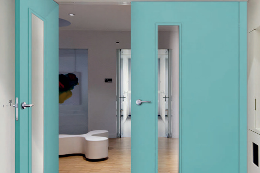 DEST 257 Tamaño de las puertas de interior Interior door sizes Taille des portes intérieures