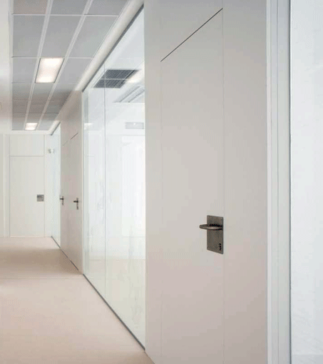 02 puertas oficina office doors portes de bureau
