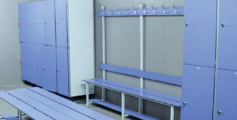 DEST 296 Bancos para vestuarios benches for changing rooms bancs pour vestiaires