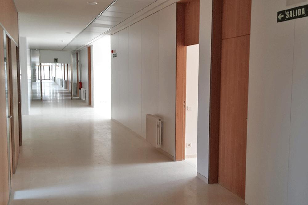 DEST 298 puertas interiores de madera resistentes al fuego Interior fire-resistant wood doors portes intérieures en bois résistant au feu