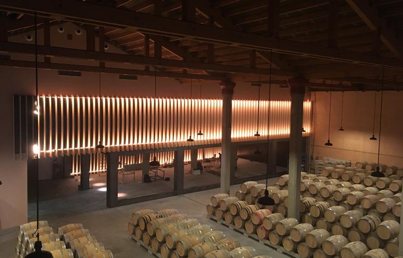 Lamas de madera manolactica marques de vargas