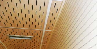 DEST 305 techo técnico technical ceilings plafond technique