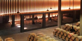 DEST 307 Lamas de madera para bodegas Marqués de Vargas